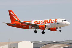 G-EZIW Airbus A319-111 easyJet (LXKARL) Tags: geziw easyjet cn2578 a319111 airbus tls toulouseblagnac