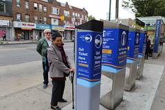 SBS B82 Launch: Bay Pkwy at 86th St, BK (NYCDOT) Tags: sbs selectbusservice mta nycdot bus southernbrooklyn