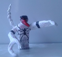 Jooshverse Anti-Venom (jooshfigs) Tags: venom antivenom spiderman marvel comicbook comic lego legocustom custom jooshfigs