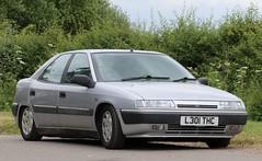 L301 THC (Nivek.Old.Gold) Tags: 1994 citroen xantia 20i sx auto