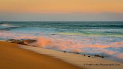 Rye Ocean Beach (Peter.Stokes) Tags: sunset sea australia nature light colour evening
