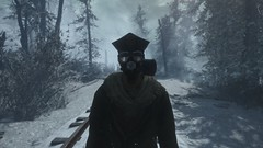 Fallout: Metro 2077 (Immersaholic) Tags: fallout4 fallout4modded foggy fallout frost apocalypse gas mask snow winter immersion immersive