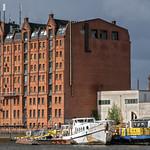 Ehemaliges Lagerhaus an der Billwerder Bucht in Hamburg thumbnail