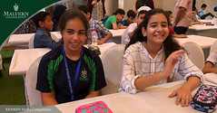 KENKEN MAths Challenge (MALVERN COLLEGE EGYPT) Tags: mce maths kenken pupils