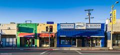 Bevery Boulevard (Don Saban) Tags: donsaban losangeles koreatown beverlyboulevard california street shops architecture