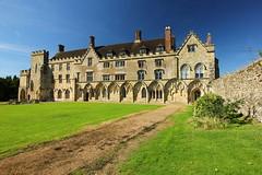 Battle Abbey School (MedievalRocker) Tags: battle abbey englishheritage