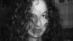 Kathrinchen (kislat.karin) Tags: mädchen girl haare locken portrait blackandwhite
