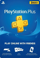 3 Month PlayStation Plus Membership - PS3/ PS4/ PS Vita, Digital Code (katalaynet) Tags: follow happy me fun photooftheday beautiful love friends