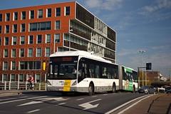 5327 Ghent 16/10/18 (MCW1987) Tags: de lijn ghent belgium van hool ag300 1486p