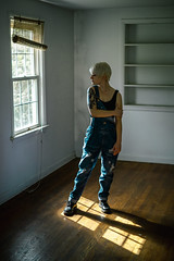 GRACE (Greyson Rose) Tags: model female girl woman blonde portrait abandoned house urbex urbanexploration