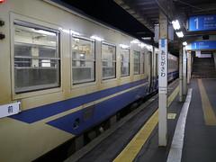Ajigasawa Station (しまむー) Tags: panasonic lumix dmcgx1 gx1 g 20mm f17 asph trip train yuri highland railway 由利高原鉄道