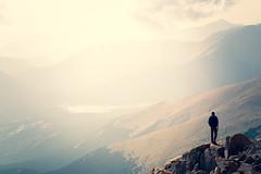 ampi spazi nebbiosi (lapeppina) Tags: 2018 animali avventura colorado montagna natura usa viaggi