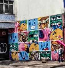 surpresa (lucia yunes) Tags: grafite grafiti arteurbana artederua artepopular streetart mobilephoto mobilephotographie streetshot streetphotographie street motozplay luciayunes