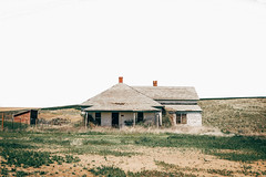 Outlast (Pedalhead'71) Tags: abandoned barn desert douglascounty easternwashington farmhouse homestead house landscape prairie rural washington