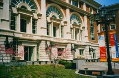 Indianapolis  Indiana  - Indiana Historical Society - Downtown (Onasill ~ Bill Badzo - 56 Million Views - Thank Yo) Tags: indiana indianapolis in historical society downtown historic building beaux arts architecture style attraction site nrhp landmark museum glick history center 45o west ohio stree the canal white river state park cultural district onasill vintage old photo oldest storyteller eugene western art hossier