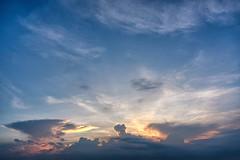 Sunset in the cloud. (NguyenMarcus) Tags: vungtau bàrịa–vũngtàu vietnam vn worldtrekker aasia
