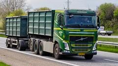 AU90078 (18.05.02, Motorvej 501, Viby J)DSC_5766_Balancer (Lav Ulv) Tags: 246084 volvo volvofh fh4 fh500 e6 euro6 green 8x4 2015 rigid trailer nielsthnielsen nørup rolloffcontainer truck truckphoto truckspotter traffic trafik verkehr cabover street road strasse vej commercialvehicles erhvervskøretøjer danmark denmark dänemark danishhauliers danskefirmaer danskevognmænd vehicle køretøj aarhus lkw lastbil lastvogn camion vehicule coe danemark danimarca lorry autocarra danoise vrachtwagen motorway autobahn motorvej vibyj highway hiway autostrada 3axletrailer