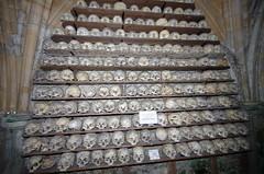 St Leonard's Church, Hythe, Kent (Whipper_snapper) Tags: stleonards hythe kent ossuary bones skulls medieval charnelhouse england uk gb pentax pentaxk5
