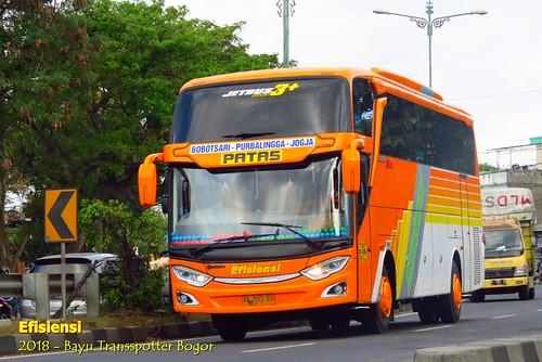 Efisiensi All New Jetbus Shd 3 Hino Rk8 R260 A Photo