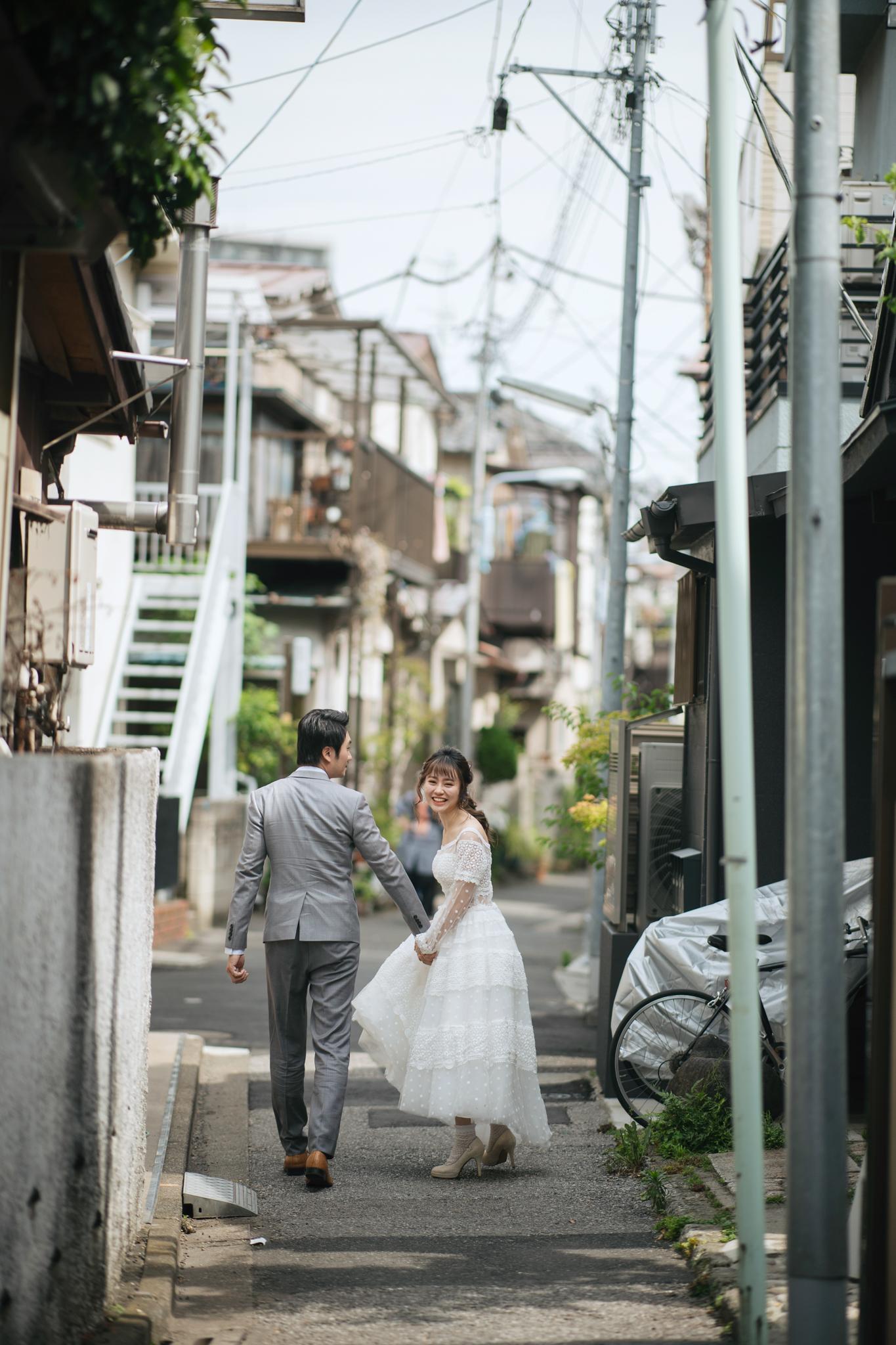 東京婚紗, Tokyo, Donfer, EASTERN WEDDING, 海外婚紗, 和服婚紗, 自主婚紗, 色打掛