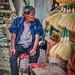 The Broom Vendor