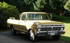 1973 Ford F250 pickup truck (D70) Tags: 1973 ford f250 pickup truck
