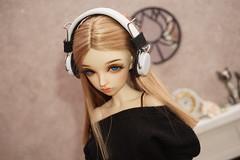 Clary (Jelezrael) Tags: bjd doll puppe msd 14 fairyland minifee niella
