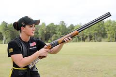 G18A0010 (U.S. Army Marksmanship Unit) Tags: amberenglish skeet usamu shotgun