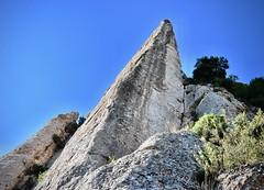 Agulla del Germà Paulí 2 (Xevi V) Tags: montserrat agulladelgermàpaulí serraladaprelitoralcatalana conglomerats roques roca rocks rock isiplou llocsambencant monestir
