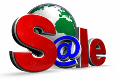 Internet Sale (the UMF) Tags: 3drender 3d againstwhite brightcolors computergenerated countries isolatedonwhite message onlinesale plainbackground render threedimesionalshape whitebackground worldwideweb cgi colorful copyspace earth globe horizontal illustration internet planet sale savings spacefortext sphere symbol text theinternet typography web word world www