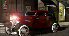 ~ 1920's - 1940's New York ~ (♥ Second Life) Tags: second life destinations places time portal 1920s 1930s 1940s new york shopping theater museum clubs cinema delmonicos retro vintage nostalgia art deco travelers swing photogenic photographers photographic bloggers vloggers virtual reality world