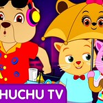 Bad Dog in the Beach Plus Many More Cutians Funny Cartoon Shows Collection - ChuChu TV For Kids thumbnail