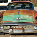 Cumby - 1957 Oldsmobile Super 88 Holiday Sedan thumbnail