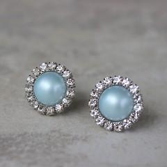 Bridesmaid Earrings, Pearl Earrings Bridesmaid Gift, Aqua Blue Pearl Earrings, Custom Color Earrings, Aqua Blue Earrings, Pearl Jewelry https://t.co/m83jtFgFVR #jewelry #weddings #earrings #gifts #bridesmaid https://t.co/J1L6BKaPTd (petalperceptions.etsy.com) Tags: etsy gift shop fashion jewelry cute