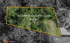 21 John Radley Avenue, Dural NSW