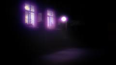 How did you get here? (igor.relsov) Tags: window night evenig light street mystic magic ray