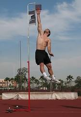 Stephen Varanko III (stephenvarankoiii) Tags: stephen varanko iii high jump baller tranning sports