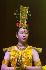 DAG_8986r (crobart) Tags: thousand hand bodhisattva eyes yate dance acrobatic team chinese china canadian national exhibition cne 2018 toronto