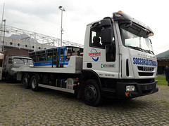 Iveco EuroCargo 120E22 (Actros1857LS) Tags: iveco eurocargo 3 assi camion truck trucks lkw soccorso stradale tow