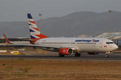C-GOWG PMI 26.08.2018 (Benjamin Schudel) Tags: pmi palma de mallorca spain international airport boeing 737800 cgowg smartwings sunwing