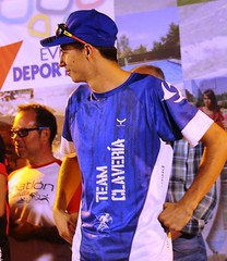 Campeonato de Madrid Triatlon Supersprint Villabilla Team Clavería podio 10