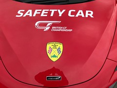 Safety Car - British GT Championship, Donington Park 2018 (Dave_Johnson) Tags: britishgt britishgtchampionship gt sport motorracing motorsport carracing car cars automobile racing race racer donington doningtonpark castledonington eastmidlands leicestershire safetycar safety mclaren sportscar supercar