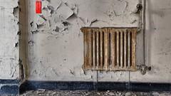 Radiateur (ostplp) Tags: chimique produit patrimoine perdu radiateur passé friche industrie industriel forgotten urbex exploration usine oublié ruine oubli abandonné ancien abandon