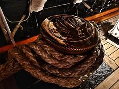 Amerigo Vespucci (s1mb074) Tags: amerigovespucci nave italia italy huaweip20pro night sea