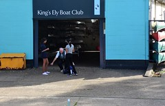 King's Ely Boat Club (Bury Gardener) Tags: ely cambridgeshire england eastanglia uk 2018 nikond7200 nikon snaps streetphotography street streetcandids strangers candid candids people peoplewatching folks