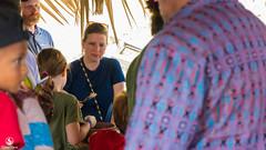 wisatawan-luar-negeri-datang-pada-festival-makan-papeda-kampung-abbar-10 (Agung Hari W) Tags: pulangkepapua abbar papeda papua sagu