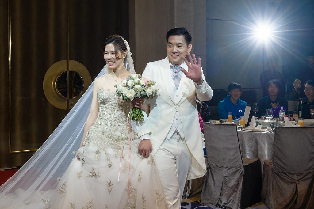《婚攝小晴》JM &KL / 台北美福大飯店