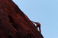 DSC_9652 (richardh.zheng) Tags: bouldering climbing rock climbers red rocks nevada las vegas kraft boulders