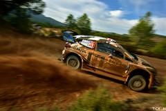 Rallye de Catalogne 2018 - Ford Fiesta WRC - Block (Tof-H) Tags: rallye de catalogne 2018 wrc rally cataloña catalunya espagne españa spain ford fiesta block