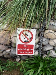 No Climbing! Southwold Suffolk (Simon Ross Photos) Tags: southwold suffolk signs olympus penf 2018